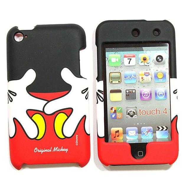 b3a5bf6328 日本未発売 iPod touch 4th ディズニーケース: iPhone4S/4 ケース専門店 ...